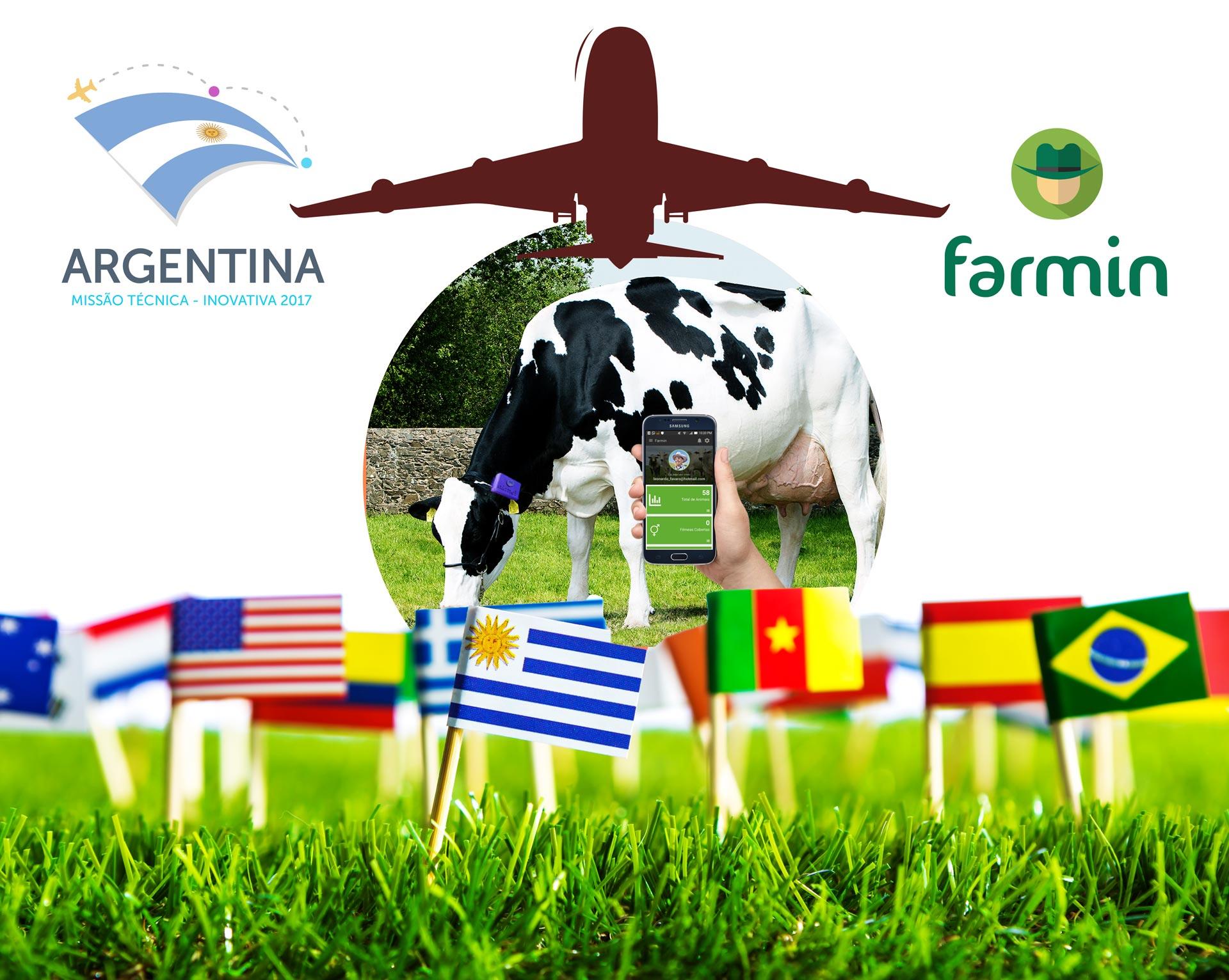 Farmin | Software para gestão pecuária – Missão de Startups Brasil-Argentina 2017